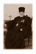 протоиерей Стефан Михайлович Пристая, настоятель