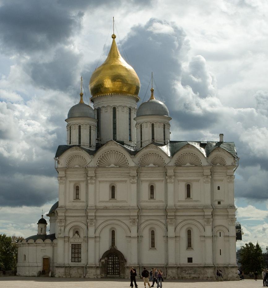 Архангельский собор в картинках